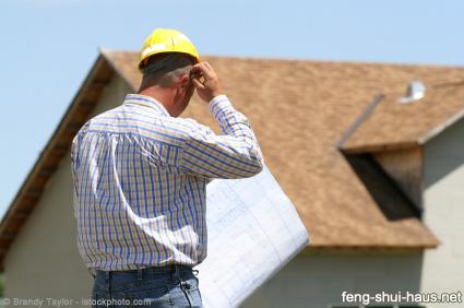 Feng Shui Haus bauen