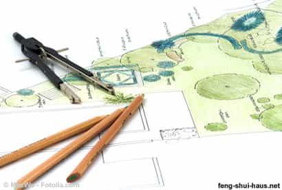 Feng Shui Haus Planen